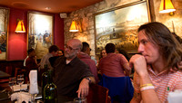 Paris Noir - Dinner on the town with professors - Wednesday night