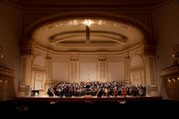 2012 Choir performs at Carnegie Hall
