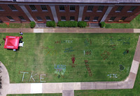 Leave Your Mark Drone Shots